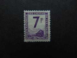 Timbre Pour Petits Colis N°. 41 Neuf Sans Gomme - Mint/Hinged