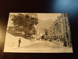 Le Boulevard Du Moulin - Monte-Carlo