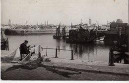 Ostende - Oostende -  Port De Pêcheurs - Barques De Pêche - La Mer Un Jour De Tempête 1913 - Oostende