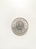 Moneta Svizzera 1 Franco 1962 (silver) - Svizzera