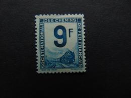Timbre Pour Petits Colis N°. 43 Neuf Sans Gomme - Mint/Hinged