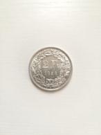 Moneta Svizzera 2 Franchi 1958 (silver) - Svizzera