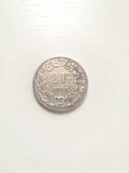 Moneta Svizzera 2 Franchi 1914 (silver) - Schweiz