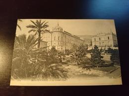 Le Grand Hôtel - Monte-Carlo