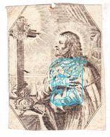 DP Maria Francisca Stellingwerff / Pluskens ° Hasselt 1739 † 1816 X Advokaat Engelbertus Meugens - Images Religieuses
