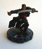FIGURINE HEROCLIX MARVEL BLADE Rareté 3 Socle BLEU (2) - Batman
