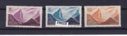 "Francia-Reunion 1947: Serie MNH/** ""serie Definitiva 1947"". - Francia"