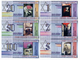 2002 // LIETUVOS // GHETTO IN VILNIUS // Six Notes // UNC - Lituanie