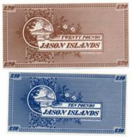 1979 // JASON ISLAND // Five Notes // UNC - IJsland