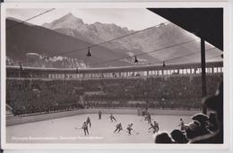 Garmisch-Partenkirchen - Olympia-Kunsteisstadion Hockey-sur-Glace Stade Ice Hockey Stadium - Stades