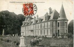 FAGNON. Le Château De Sept-Fontaines - Francia