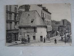 CPA  75 PARIS (Vieux-Montmartre) - L'Ancien Manoir De Gabrielle D'Estrees 1908 TBE - Other