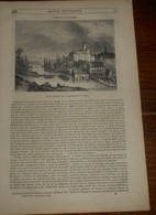 Magasin Pittoresque. Livraison N°49. L'Abbaye De Solesmes Dans La Sarthe. Anémone De Mer. Gastéropode. Patelle. 1849 - Livres, BD, Revues