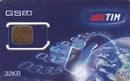 ITALIA GSM TIM - GSM-Kaarten, Aanvulling & Voorafbetaald