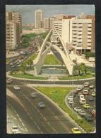 United Arab Emirates Clock Tower Dubai Picture Postcard U A E View Card  CONDITION AS PER SCAN - Dubai