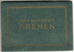 BREMEN  FREIE HANSESTADT  ALBUM COMPLET DE 12 CP ...... (MA2606 ) - Bremen