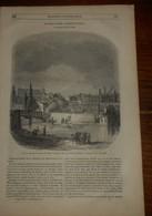 Magasin Pittoresque. Livraison N°51. Napoléon-Vendée. Les Deux Destinées. Ancien Chariot Pour Chauffer Des édifice. 1849 - Livres, BD, Revues