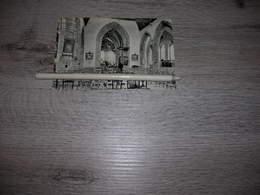 Westkapelle  -  Fotokaart St-Niklaaskerk : Binnenzicht - Knokke