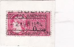 T.F.S.U N°389 - Revenue Stamps
