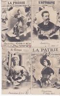 5 CP - L'AUTORITE, LA PATRIE, LE TEMPS, Etc..... - France