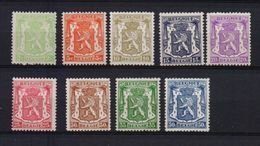 418A/426 KLEIN STAATSWAPEN  POSTFRIS** 1935 - Bélgica