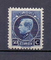 187 KONING ALBERT I POSTFRIS** 1921 - Unused Stamps