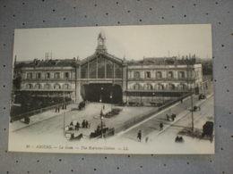 AMIENS - LA GARE - RAILWAY STATION - LEVY FILS NO 56 - Amiens