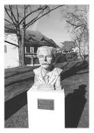 ANNECY-LE-VIEUX - Buste De Gabriel Fauré - Annecy-le-Vieux