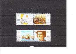 Europa 1992 Chypre - 1992