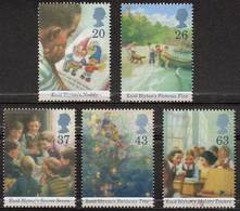 GREAT BRITAIN 1997 Birth Centenary Of Enid Blyton - Unused Stamps