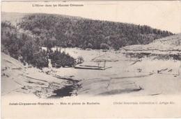 07 : SAINT-CIRGUES-en-MONTAGNE : Bois Et Plaine De Rochette - Collection C. ARTIGE FILS : Au Dos Tampon Perlé - Dornas - Autres Communes