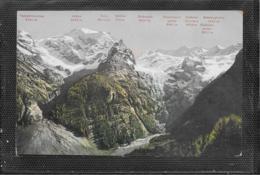 AK 0432  Trafoi - Blick V. Weissen Knott Auf Heilige Drei Brunnen Ca. Um 1920 - Bolzano