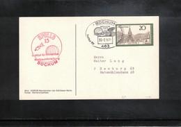 Germany 1971 Space / Raumfahrt Apollo 15 Interesting Cover - Briefe U. Dokumente