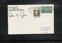 USA 1972 Space / Raumfahrt Apollo 17 Tracking Station Interesting Cover - Briefe U. Dokumente