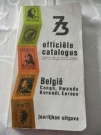 POSTZEGELCATALOGUS BELGIE 1973 -1987-1967- YVERT ET TELLIER 1993 TOME 1 - YVERT ET TELLIER1994 TOME 1 BIS - België