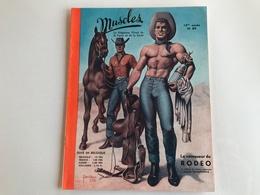 MUSCLES Magazine N°89 Decembre 1957 Janvier 1958 - Deportes