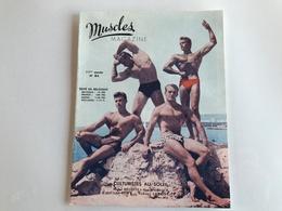 MUSCLES Magazine N°84 - Fevrier 1957 - Deportes