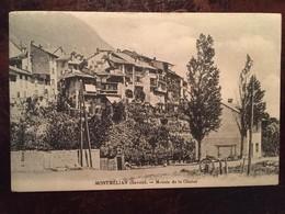 CPA, Montmélian (Savoie,73)- Montée De La Chaine, éd L.Blanc,écrite En 1906, - Montmelian