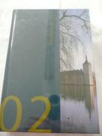 POSTAGENDA 2002 En 2003 - NIEUW - MET ZWART-WIT VELLETJE - België