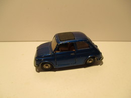 MEBETOYS  Fiat 500 - Toy Memorabilia