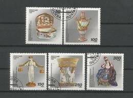 Russia 1994 Ceramics Y.T. 6086/6090 (0) - 1992-.... Fédération