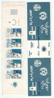 France // 1986 // Bande De Carnet No.BC2400A Neuf** Non Plié, Personnages Célèbres - Personajes