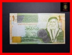 JORDAN 1 Dinar 2002  P. 34 A  UNC - Jordanië