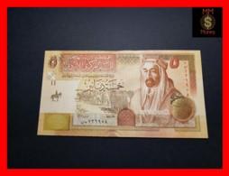 JORDAN 5 Dinars 2002  P. 35 A  UNC - Jordania