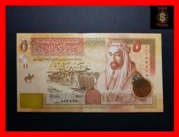 JORDAN 5 Dinars 2012  P. 35 E  UNC - Jordania