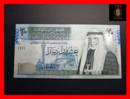 JORDAN 20 Dinars 2013  P. 37 D   UNC - Jordania