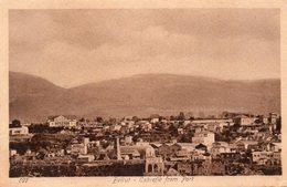 BEIRUT-  ESHREFIE FROM PORT. - Liban