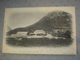 HAUTES-ALPES - COL DU LAUTARET - LES HOTELS 1902 - France