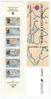 France // 1988 // Bande De Carnet No.BC 2515 Neuf** Non Plié, Personnages Célèbres, Marins Et Explorateurs - Personajes