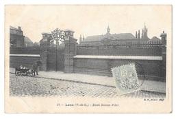 (26254-62) Lens - Ecole Jeanne D'Arc - Lens